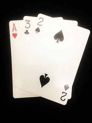 - Three Card Magic Trick - Show Magic Like Professionals - Great Gift Item