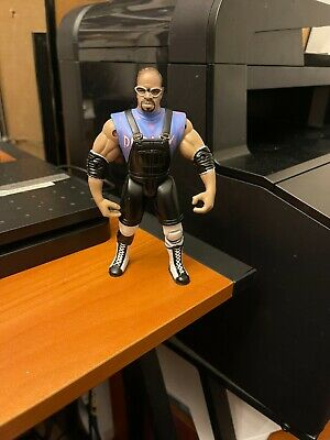 WWE WWF wrestling action figure WCW D-Von Dudley Boyz 1999