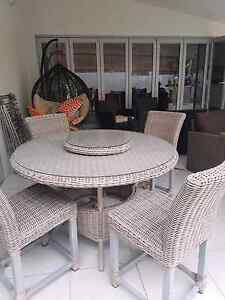 Outdoor dining setting Mountain Creek Maroochydore Area Preview
