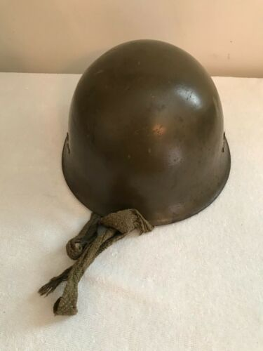 W.W. II JAPANESE HOME GUARD HELMET