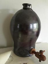 Bendingo Pottery limited edition wine barrel Stirling Adelaide Hills Preview