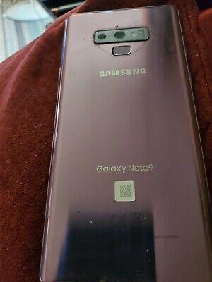 Samsung Galaxy Note9 SM-N960  used on Verizon network.