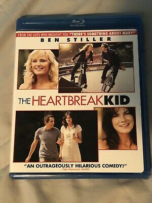 The Heartbreak Kid (Blu-ray Disc, 2008)