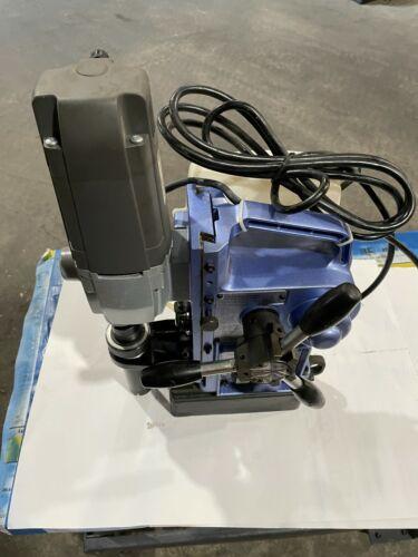 "Nitto Kohki WA-5000 Semi-Automatic Magnetic Drill 2"" x 3"""
