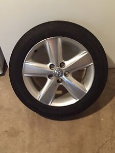 2011 Toyota Camry Factory Rims