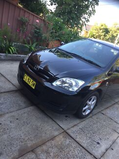 2004 Toyota Corolla comes with more then 7 months rego