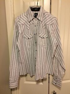 Ladies Western Shirt - Cruel Girl - Brand New Never Worn