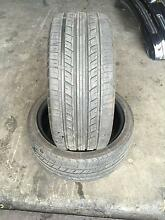 225 40/18 2 used tyres 70% tread Campbellfield Hume Area Preview