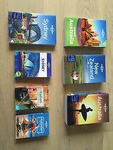7 Australia / New Zealand lonely planet books + free Italian book St Kilda Port Phillip Preview