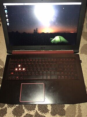 Acer Nitro 5 gaming laptop 1050ti i5-7300HQ  250 and 500 gb ssd and 16 gb ram