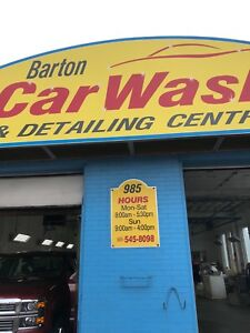 Jobs at  Barton Car Wash