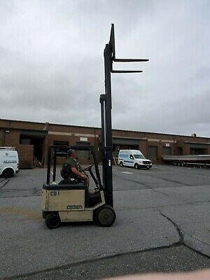 Crown Electric 50fctt-188 Forklift Sideshift Tilt