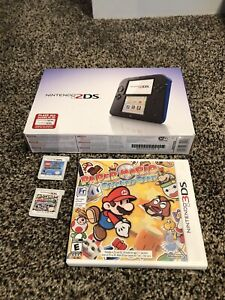 Nintendo 2DS with Three Games
