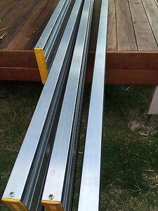 Aluminium planks Wollongong Wollongong Area Preview