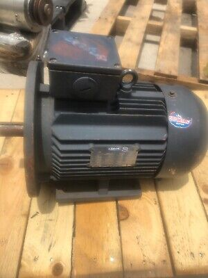 Leeson 4 Hp Electric Motor C100t17fz40