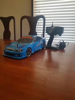 Rc Drift car HSP Brushled