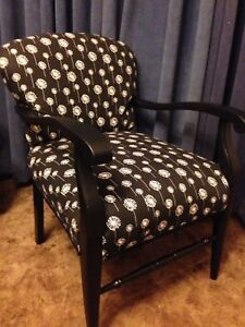 Gorgeous Antique custom Upholstered Chair