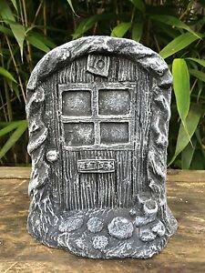 SALE SALE Fairy Door Garden Ornament Latex  Mould/Mold (MYTHICAL15L) SALE SALE