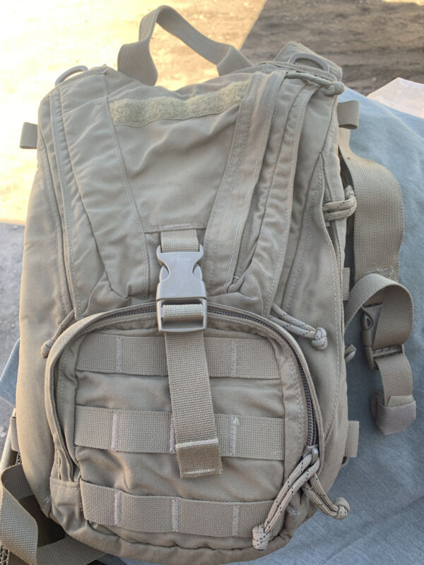 USMC Issue Coyote FILBE Hydration Carrier