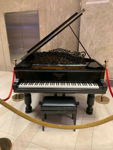 """Rare """"Model A"""" Steinway & Sons Grand Piano"""