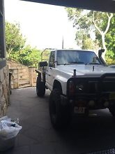 1997 Nissan Patrol Ute Chatswood Willoughby Area Preview