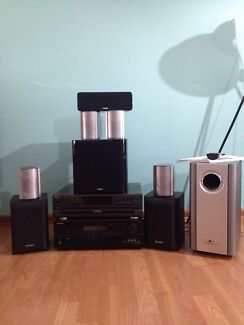 Home theatre Gulfview Heights Salisbury Area Preview