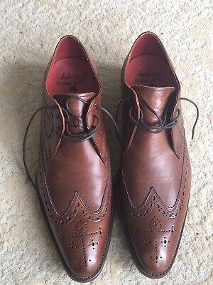 jeffery west Shoes Size 8 Chestnut Brown