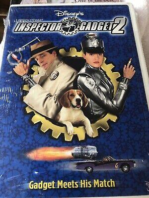 Inspector Gadget 2 (DVD, 2003)