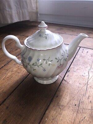 Johnson Brothers Summer Chintz Teapot
