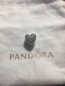 Pandora charms Mickey Mouse and pink heart