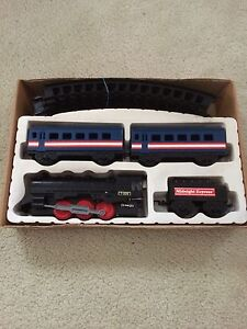 Vintage Kamco Western Express toy train set #8822 Rowville Knox Area Preview