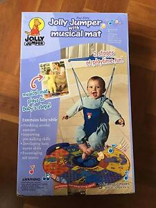 New Jolly Jumper with Musical Mat Greenwich Lane Cove Area Preview