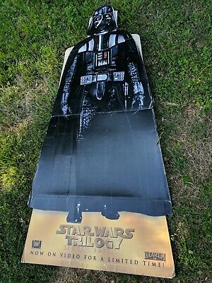 rs Darth Vader Life Size Cardboard Stand Up Display Trilogy (Star Wars Stand-up)