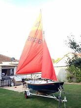 Mirror dinghy Belmont Geelong City Preview