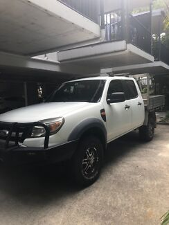 2011 Ford Ranger Cab chasis