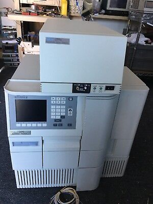 Waters 2695 With Column Heater Waters 2996 Dad Hplc System - 1100 12002795