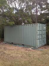 Shipping container full of timber mouldings - income opportunity Amamoor Gympie Area Preview