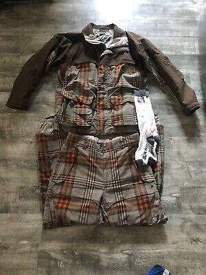 Burton Ronin Snowboard / Ski Pants And Jacket Size L
