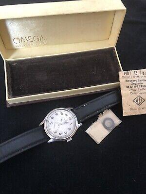 omega vintage mens watch 2383-6