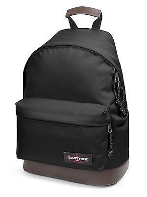 Eastpak Wyoming black schwarz Schulrucksack Rucksack 24 L EK811008