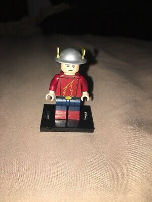 LEGO JAY GARRICK CUSTOM DC THE FLASH POPPUNKMUNKY