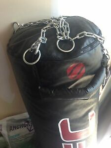 UFC 100lb punching bag
