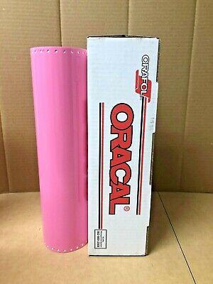 Oracal 651 1 Roll 15 X 10yd 30ft Soft Pink 045 Gloss Sign Vinyl