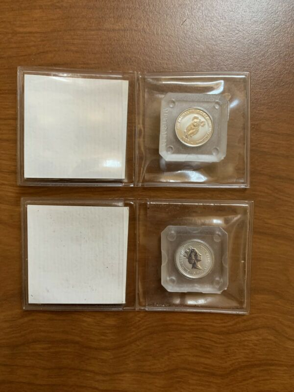 1988 Australian KOALA, Platinum, 1/10oz Coin EACH SEPARATE
