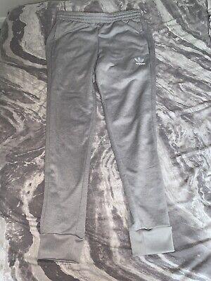 adidas grey joggers