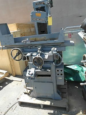 Chevalier Fsg 618 Surface Grinder- Good Working Condition Two Available