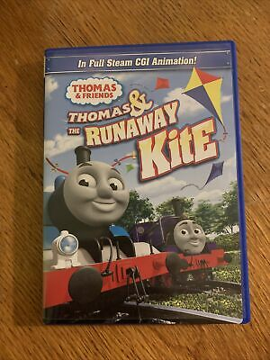 Thomas The Train Thomas And The Runaway Kite In Full Steam CGI Animation