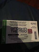 1 x GTM MAITLAND hard copy ticket ( $200 - negotiable) Merewether Newcastle Area Preview