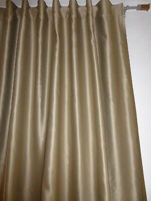 JAB ANSTOETZ Vorhang/Gardine, 155cm breit, 250 lang, Residenz-Stil gebraucht kaufen  Gütersloh