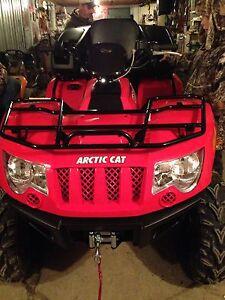 VTT Artic car 2014 500R 4/4 moin de 2000 kL   À l état neuf